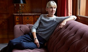 Kate Mosse pictured in the Covent Garden Hotel, London. Photograph: Andy Hall for the Observer